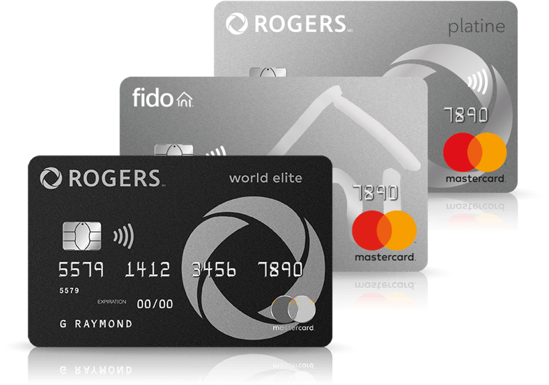 Rogers Bank Mastercard credit card images