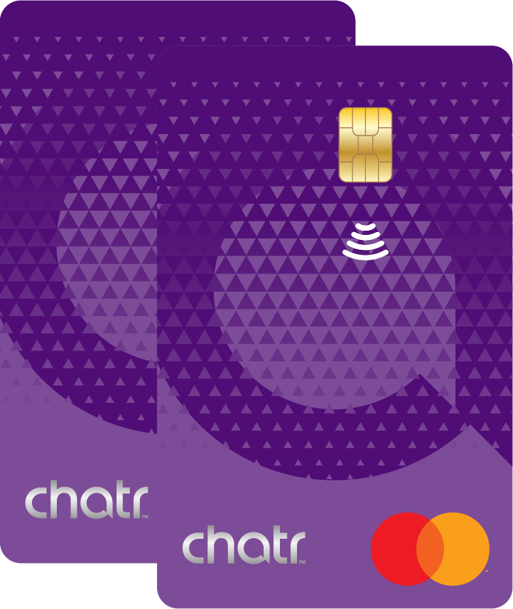 chatr Mastercard card image group