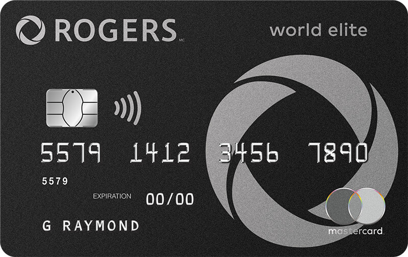Rogers World Elite Mastercard credit card image